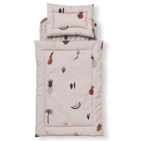FRUITICANA doll quilt bedding