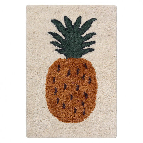 FRUITICANA Tufted Pineapple Rug