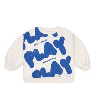 Play All Over Sweatshirt