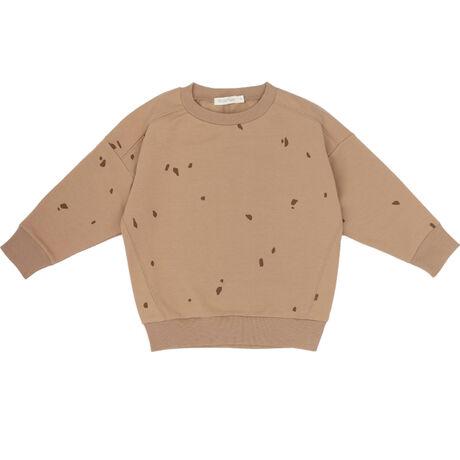 Oversized summer sweater