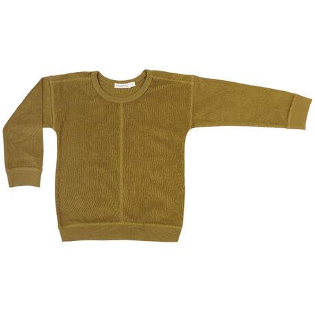 Frotté sweater