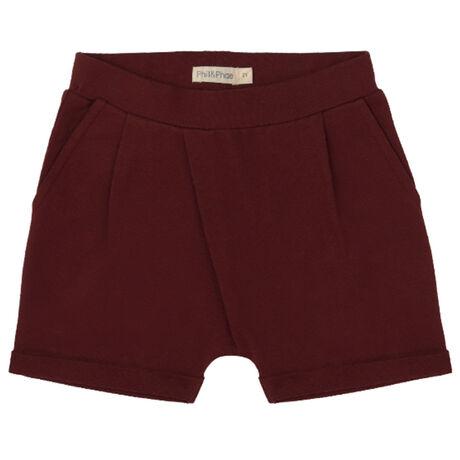 Fold-over shorts