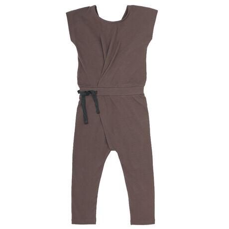 Fold-over jumpsuit