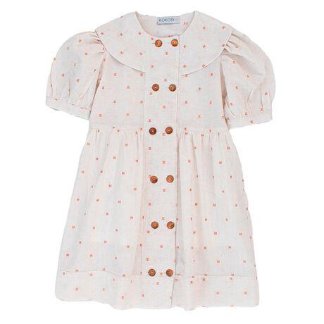 Linda Dress Copper Spots