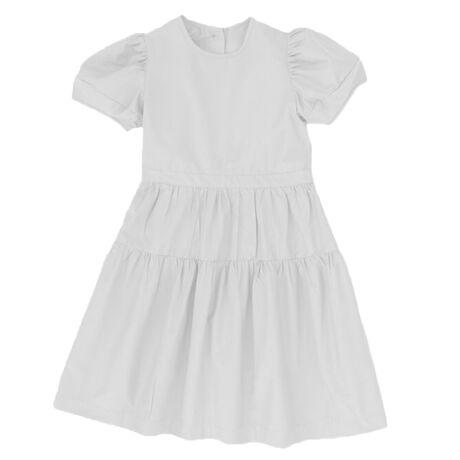 Milos Dress White