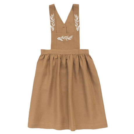 Sophia Dress Honey
