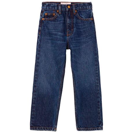 AUSTIN Medium Blue - 5 Pockets