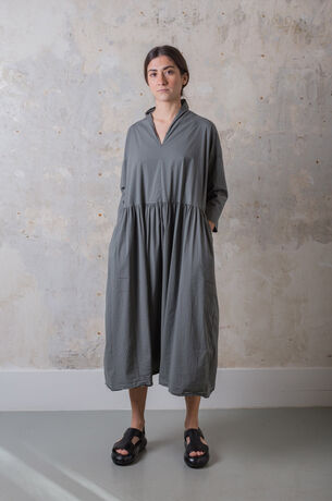 LONG KIMONO DRESS TSL