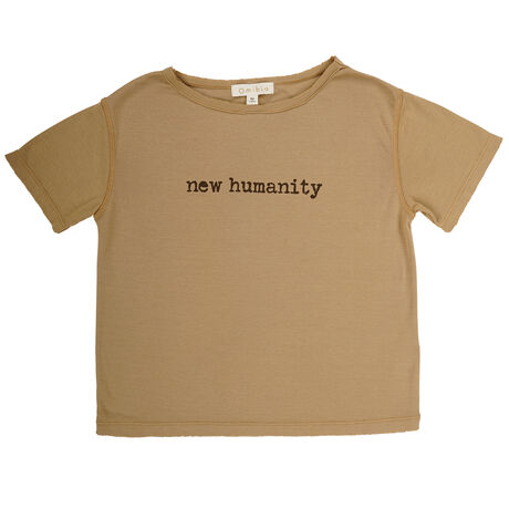 HUMAN T-Shirt Desert Tan