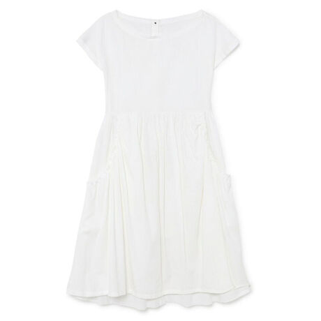 Crushed Cotton Dress Ref