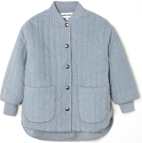 Quilted Jacket Abyss