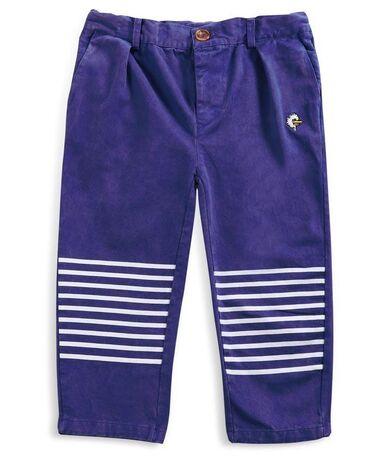 Stripes chino pants
