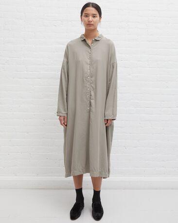 Collar Dress TVC Marron Glace