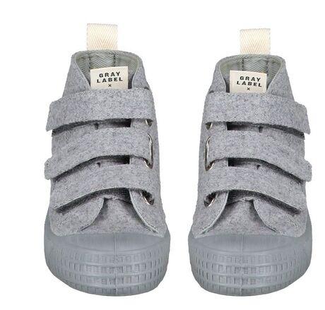 GL x Novesta Felt HT Grey Melange