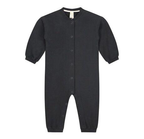Baby Baseball Suit Nearly Black