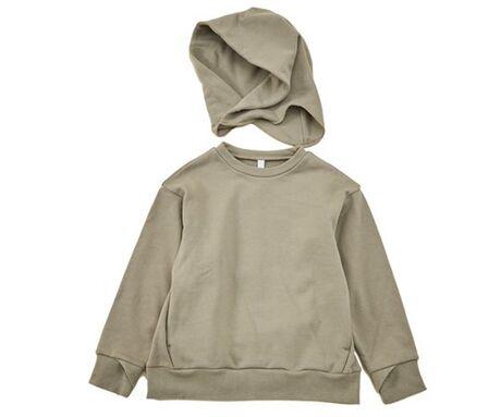 separate hoodie greige
