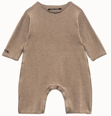 T-OVERALL JP Marron glace